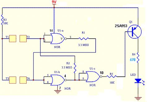 design brief for an electric circuit electronic design circuits