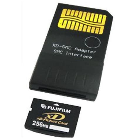Adapter Memory Xd axdsm 00001 4 xd picture card to smartmedia card adapter