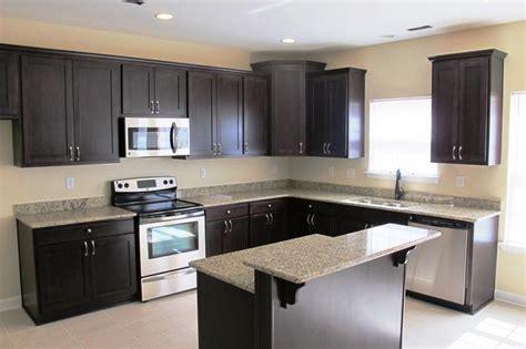 Espresso kitchen cabinets in 12 sleek and cool designs rilane