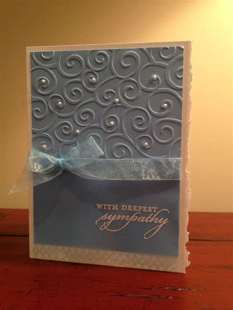 Handmade Sympathy Card Ideas - 4302 best images about handmade cards on