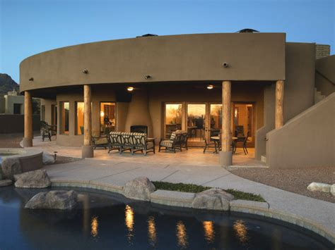 pueblo style homes 26 popular architectural home styles home exterior