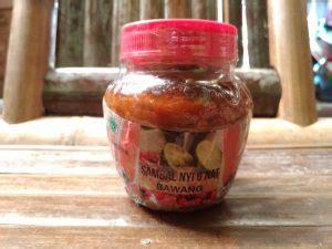 pedas granat mencoba varian sambal nyi gnat  bikin