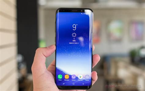 Real Hdc Ultra Space Edge Screen Samsung Galaxy S8 5 5 Inch Untuk Info samsung galaxy s8 review infinity and beyond mobilelly