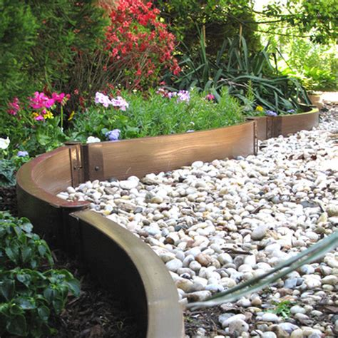 Unique Landscape Edging Ideas Best Landscape Ideas With Decorative Rock For Garden