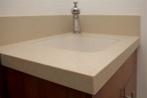 Solid Surface Top Bathroom Counter Tops Gw Surfaces
