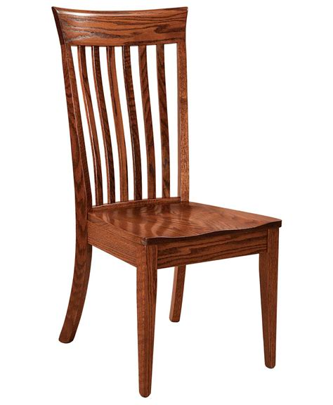 Amish Dining Chair Beckley Dining Chair Amish Direct Furniture