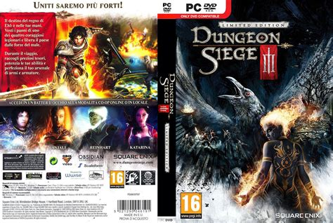 ps3 dungeon siege 3 dungeon siege iii limited edition ps3 imagen 379081