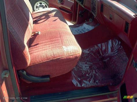 1988 Ford F150 Interior by 1988 Ford F150 Xlt Lariat Regular Cab Interior Color