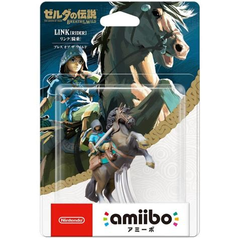 Amiibo Link Rider The Legend Of Breath Of The amiibo the legend of breath of the series figure link rider