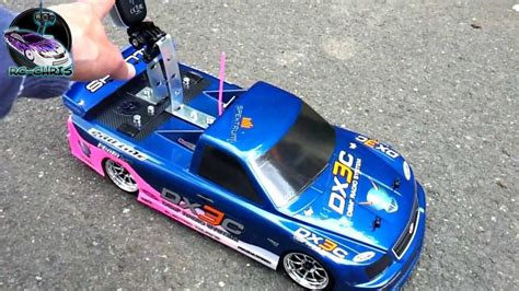 Rsc Auto Tuning by Car Tuning Sprint 180 2 Speed Strecke Rc Onroad Drive
