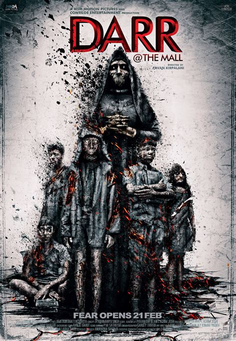 Darr The Mall 2014 Full Movie Darr The Mall Poster By Metalraj On Deviantart