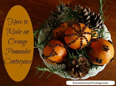 where to buy oranges with cloves for christmas how to make pomanders that last eclectically vintage