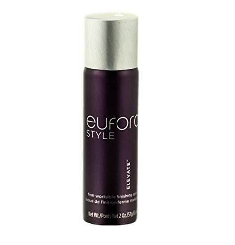 eufora hair products in canada upc 810292013530 eufora elevate firm hold workable