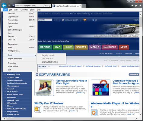 internet explorer 10 internet explorer 10 for windows 7 review