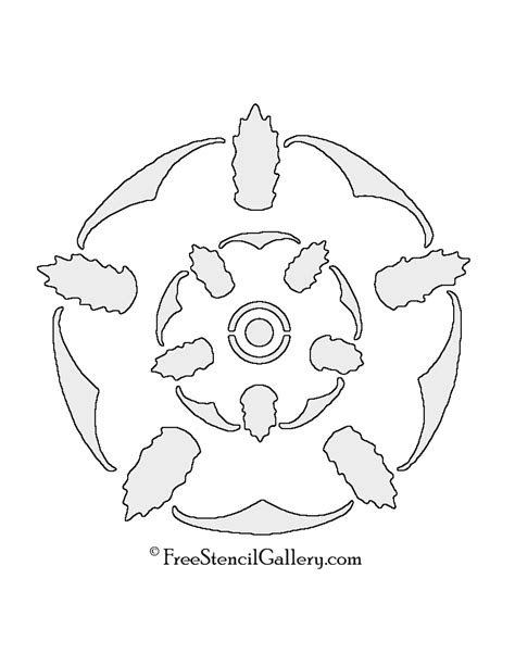 printable pumpkin stencils game of thrones game of thrones house tyrell sigil stencil free