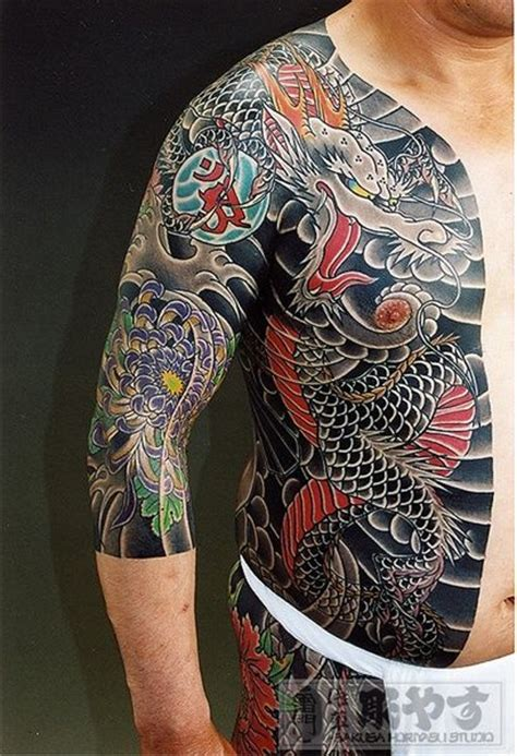 yakuza tattoo templates breathtaking yakuza tattoo designs picnic