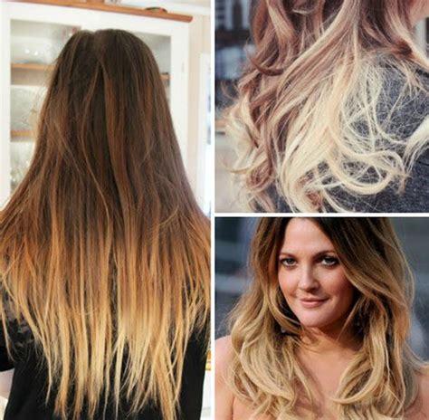 lock color pelo 2016 cambia tu look con unas mechas californianas peluqueria