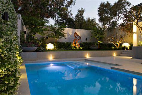 lade da esterno led 8 maneras de iluminar tu jard 237 n o terraza ideas