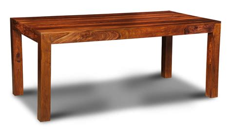 Cube Dining Table Cube Honey Large Dining Table Trade Furniture Company