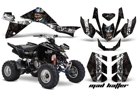 Suzuki Ltz 400 Aufkleber by Suzuki Ltz 400 Atv Graphic Decal Sticker Kit 2009 2016