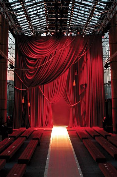 stage curtains images  pinterest