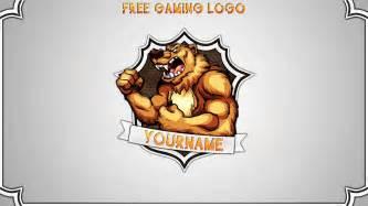 logo templates photoshop cs6 free gaming clan logo template photoshop cs6 psd