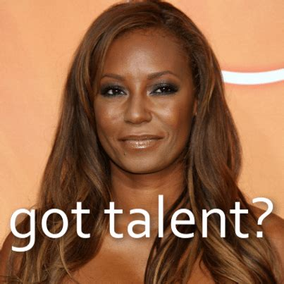 miles brown america s got talent mel b quot america s got talent quot traveling 16 000 miles per week