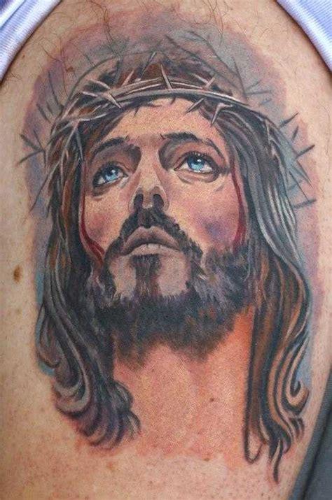 imagenes de tattoo de jesus tatuajes de cristo