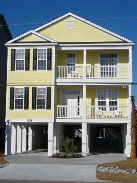 Luxurious Ocean View 7 Br 50 Steps To Vrbo Houses For Rent In Surfside Sc