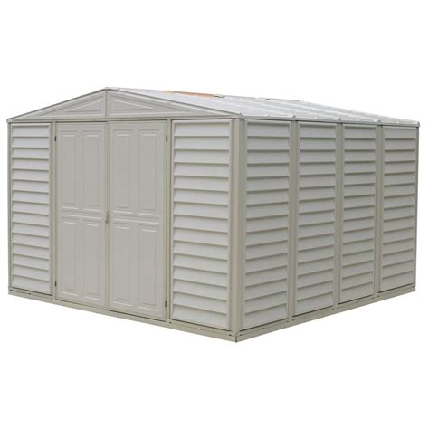 duramax building products woodbridge  ft   ft shed