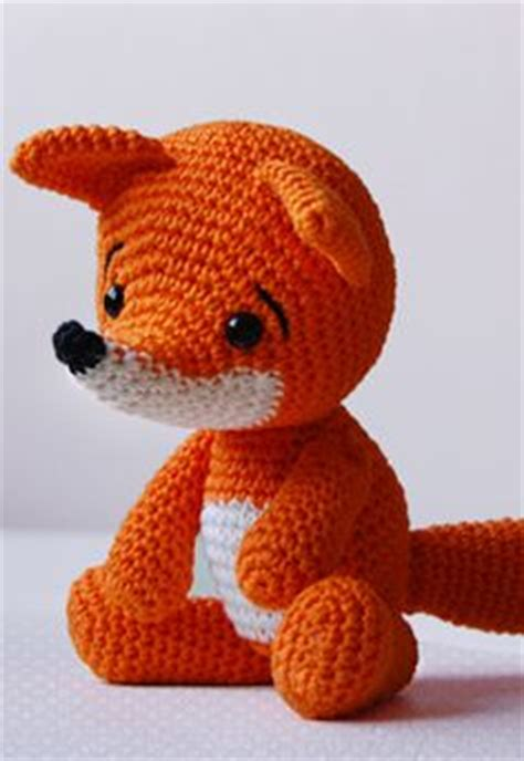 pattern crochet fox 1000 images about crochet animals foxes on pinterest