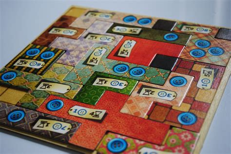 The Patchwork - patchwork review as a board gamer