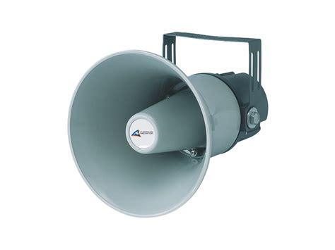 atc15 15 watt constant voltage horn speaker c w line supervisory capacitor