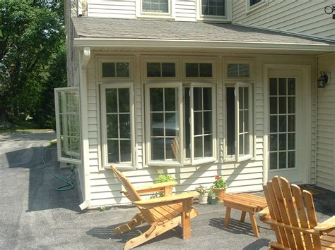 veranda windows enclosing screen porch with windows quotes
