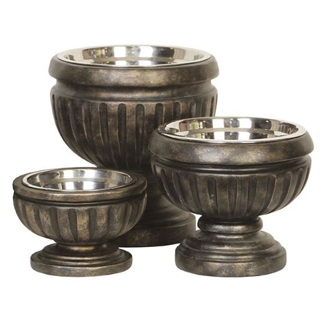 elevated bowls grecian elevated single feeder designer boutique glamourmutt