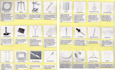 Uses Of L In Laboratory Apparatus by Lab Equipment Year 7 Science