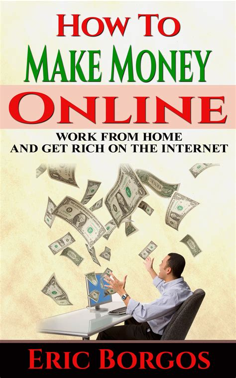 How To Make Money Online Book - i wrote a book how to make money online