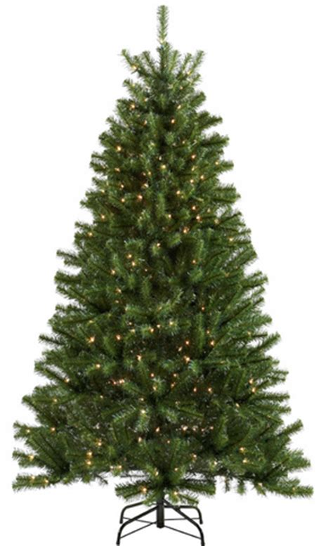 great pre lit christmas tree deal from lowe s has 400 lights