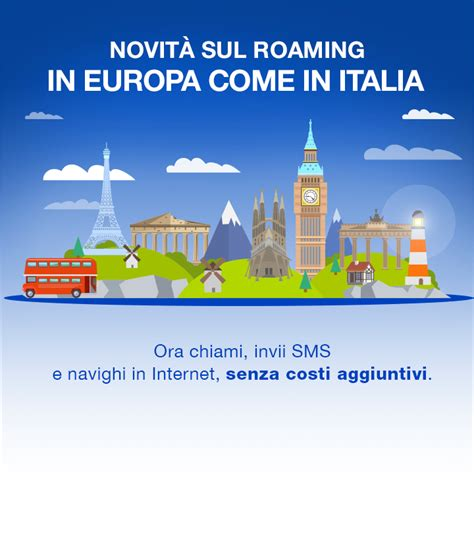 posta mobile novit 224 roaming unione europea postemobile