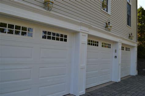 Garage Trim Replacement Randolph Monk S Home Improvements Azek Garage Doors
