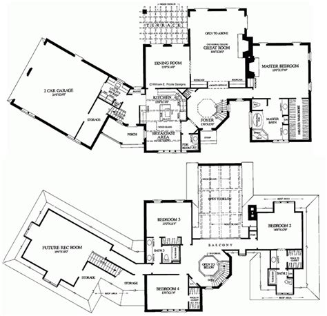 storybook floor plans storybook cottage floor plans 5609