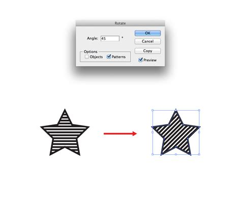 pattern stroke illustrator scaling patterns strokes and effects in illustrator