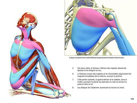 2842214420 yoga anatomie les postures yoga anatomie les postures livres de yoga