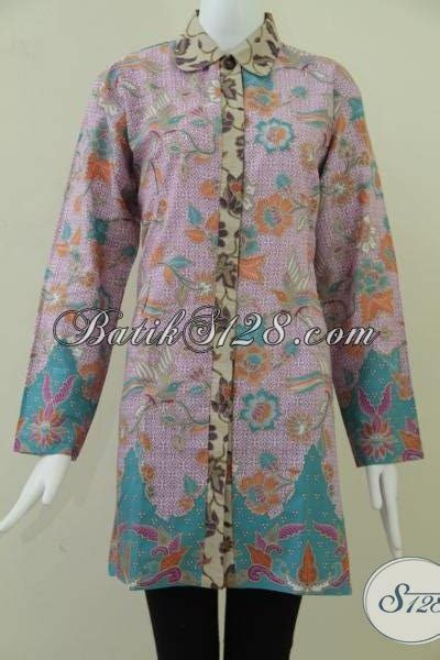 design batik modern wanita busana batik wanita design terkini busana batik model