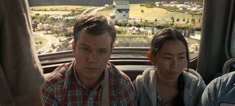 downsizing movie new trailer downsizing the new york times