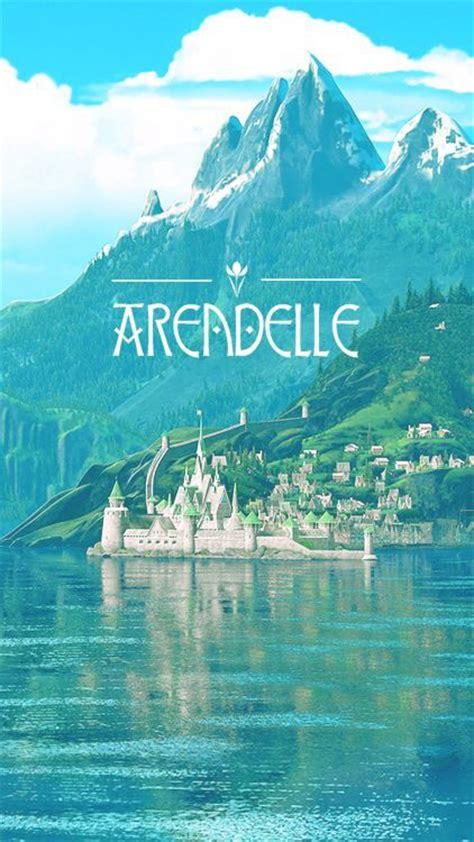 frozen wallpaper arendelle arendelle image 2832675 by lady d on favim com