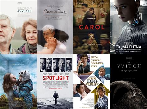 recommended film in 2015 the best films of 2015 filmdetail
