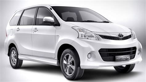 Tv Mobil New Avanza 2016 Toyota Avanza Carsfeatured