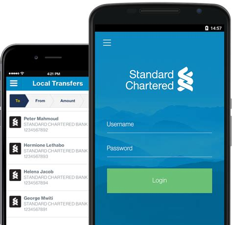 what is mobile banking mobile banking app standard chartered kenya