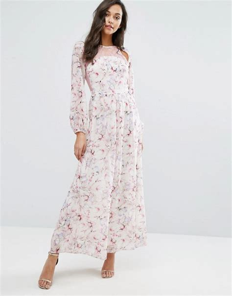 Maxi Dress Miss Andin miss selfridge miss selfridge lace and floral maxi dress